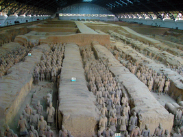 Terra Cotta Soldiers by gray929