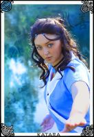 Avatar: Katara by LittleCrane