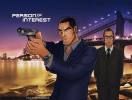 Person Of Interest by patient143