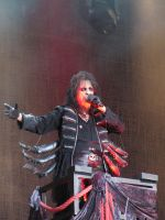 Alice Cooper at Download 1 by thehellpatrol