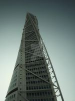 Turning Torso Malmo sweden by alexanderkalinic