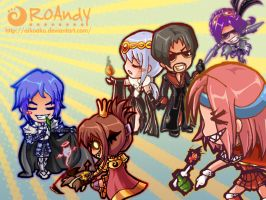 RO Guild, those great times... by Aikoaku