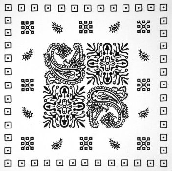 Paisley Pattern by CREATIVESOUL1927