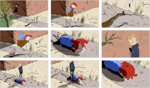 storyboard by like-textas