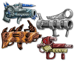 Guns 4 by KupoGames