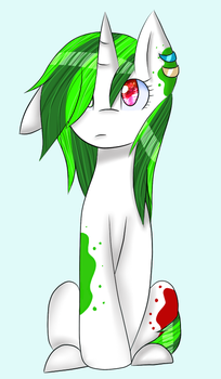 Another art with Treny by TrenyScratch