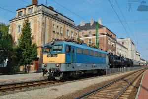 V43 1103 w. special train-Gyor by morpheus880223