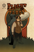 Flight of Fancy: Chapter I, rag cover by GnooroopoftheGerudo