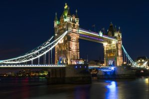 London Tower Bridge 5 FS by alierturk