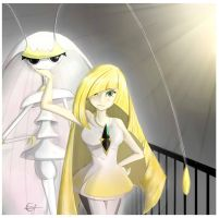 Lusamine and Pheromosa~ by Almoprs