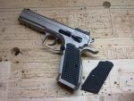 Custom Handle Grip for my Tanfoglio Stock III by N74