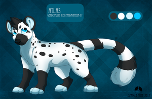 Atlas new ref by Spaggled