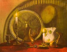 this wonderfull still life by angief47