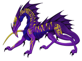 Tribal Panther by FireStormHorses