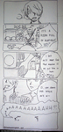 Short Comic: Zoro and a Room Full of Marimos by bluestrawberrypaint