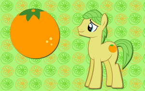 Uncle Orange wallpaper by AliceHumanSacrifice0