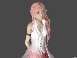 :: XNALara :: Serah - Unedited by PuniPudding