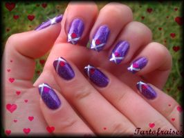 sexy nails 3 by Tartofraises