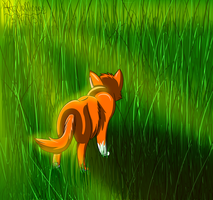 Squirrelflight: Following In Her Father's Pawsteps by SnowLilies