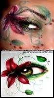 Remake - Arquidia Eye by Bella-Eugenia