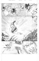 ROULETTE Page 3 (pencils) by JZINGERMAN