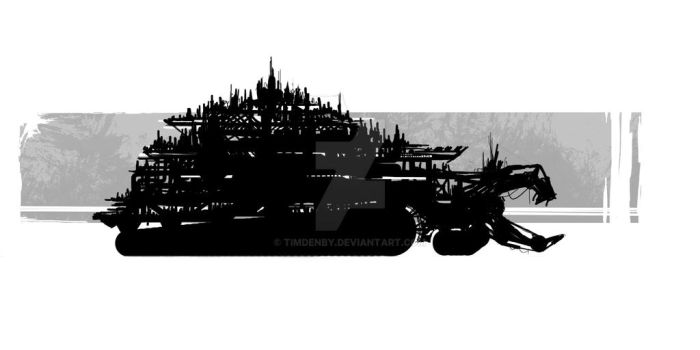London Traction City 2 by timdenby