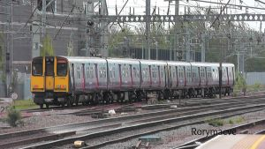 Great Northern 313050 at Alexandra Palace by The-Transport-Guild