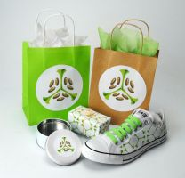 Honeydew Gift Packaging by Ecstatic-ectsy