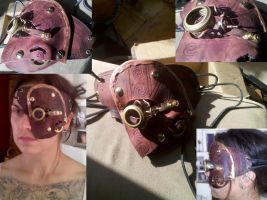 Natelie's mask by Hexonal