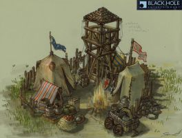 camp concept by staudtagi