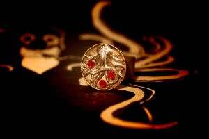 Le Professor Ring by turnerstokens