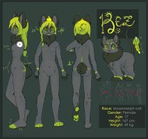 : Kez Reference'12 : by dar-a