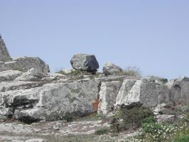 Nature - Rocks and Sky by Stock-gallery
