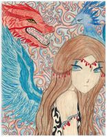 Of Dragons and Pheonixes by Okamihimesakura