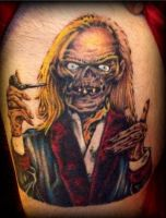 cryptkeeper by tattoos-by-zip