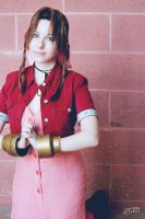 Aerith Cosplay by Bexxin