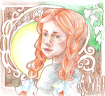 Anne of Green Gables by Lahara