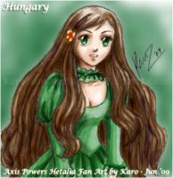 APH - Hungary in green by KaroruMetallium