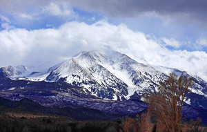 mount sopris by kikukaya