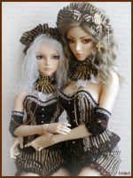Gahaiah and Lelahel by Lelahel-Clothes