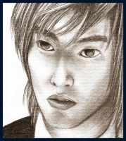 Uknow Yunho by 13-year-old