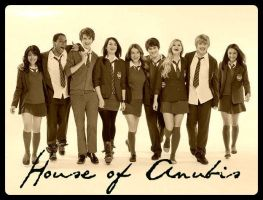 House of Anubis by MollyTheStalker
