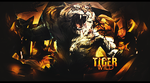 [Signature] Tiger Wild by MadaraBrek
