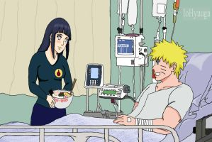 NaruHina - The best visit ever by IoHyuuga