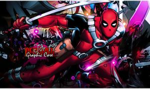 DEADPOOL by L10-DALLA