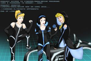 TRON Program 2 by PhantomKat813