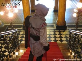 Ezio Auditore Da Firenze by LippeCreeper