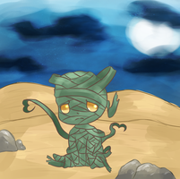 Amumu Chibi by DopellSerch
