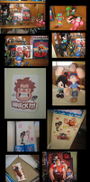 My Wreck-It Ralph Collection [14/03/2013] by Fluffy-RusCan