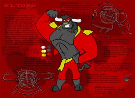 El Toro... in the year 2008 by ConnerCoon